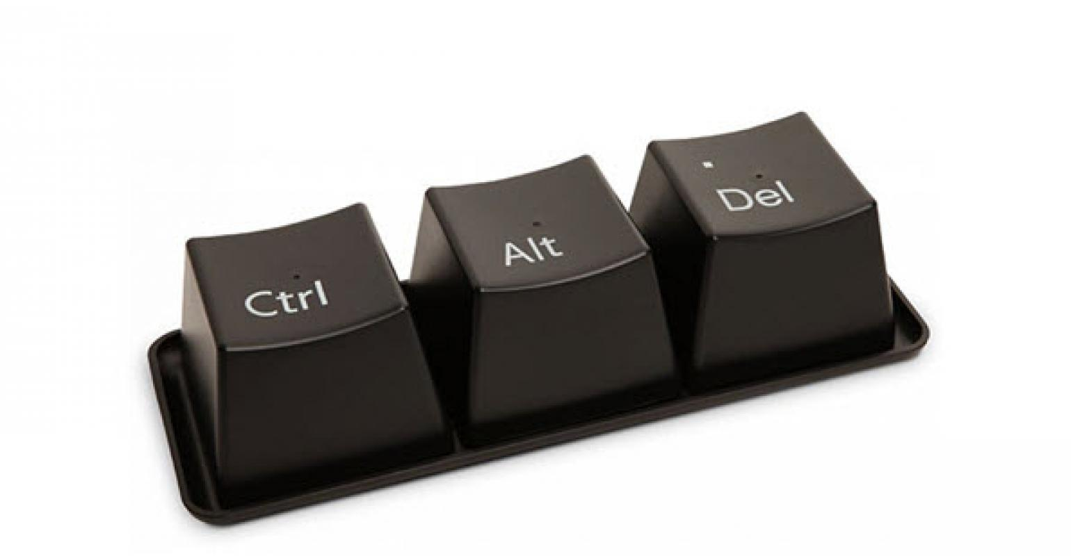 send Ctrl Alt Delete to remote desktop